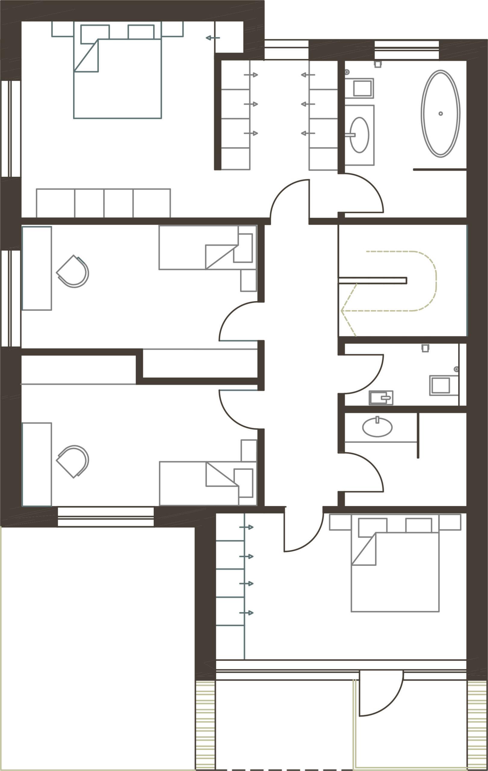 Obergeschoss
